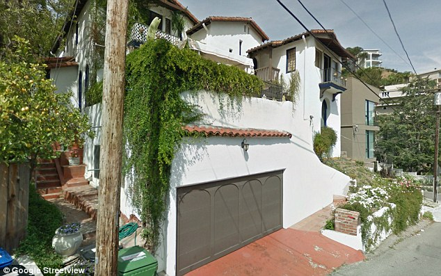 Finding home: The three-bedroom, 3,958-square-foot house was originally purchased by the for $2.7 million in 2006