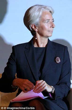 Is IMF Director Christine Lagarde Attempting To Win Public