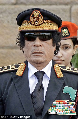 Tyrant: Gaddafi abused women on massive scale after coming to power aged just 27