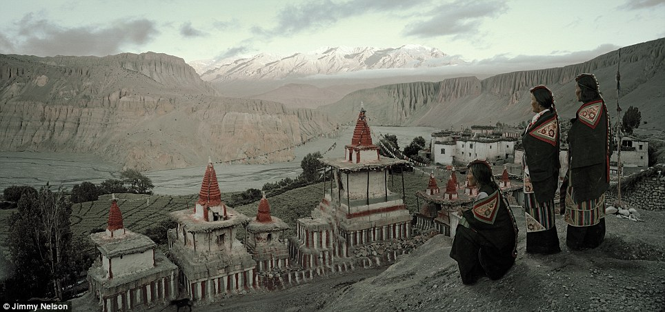 The people of Lo have a traditional family structure, where the eldest son will inherit the family¿s property and families are expected to give up their secondborn sons to the monasteries when they are six or seven years old