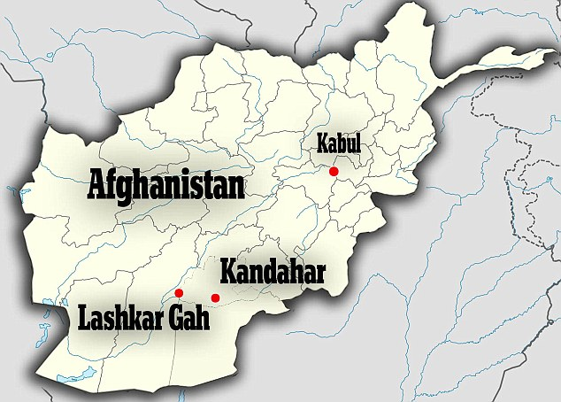 The barbaric killings happened close to Lashkar Gah in the south of the country. Such so-called 'honour' crimes tend to be more prevalent in rural parts of southern Afghanistan where the Taliban is strongest