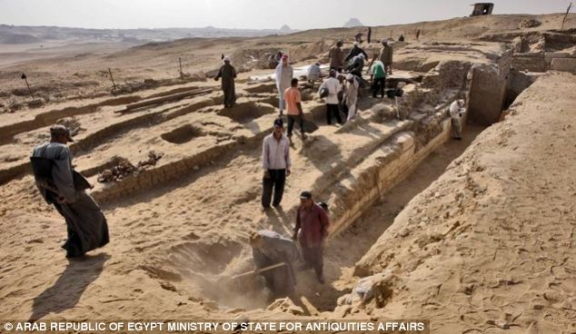 It is the third tomb of a physician discovered in Abusir Cemetery