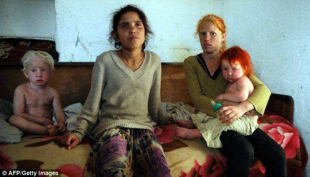 Judicial records show that a Sasha Ruseva was arrested in early 2009 - the same period as Maria was handed to the gipsies in Greece - on suspicion of trying to sell a baby