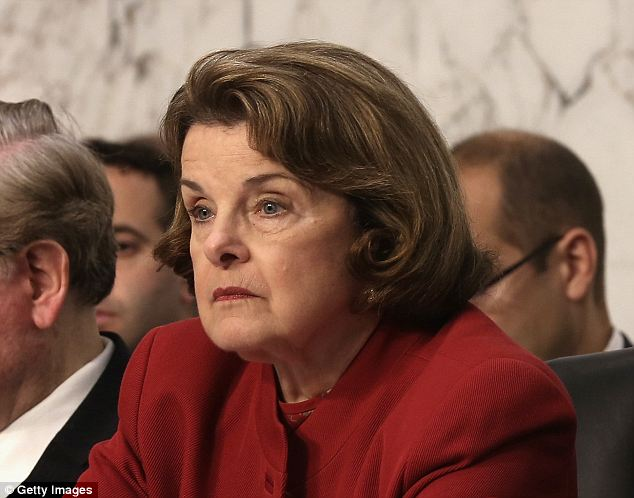 Who knows what: Senator Dianne Feinstein, who is the chairwoman of the Senate Intelligence Committee, has called for a review of all spying programs after world leaders found out they were subject to NSA protocols