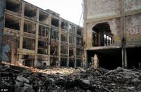 Hopes dashed for abandoned Detroit car plant after Texan ...