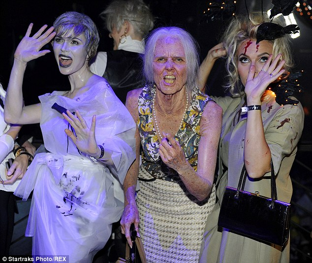 Heidi Klum Back To Normal After Old Woman Halloween