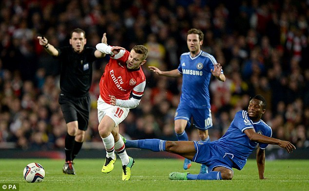 Fighting talk: John Obi Mikel says Jose Mourinho brings a winning mentality