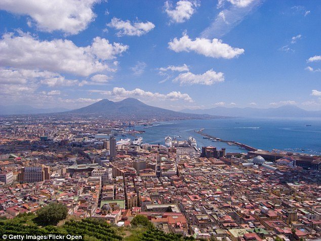Cancer: A rise of almost 50 per cent in tumours found in the inhabitants of several towns around Naples. Naples is the capital of Campania and the third-largest municipality in Italy