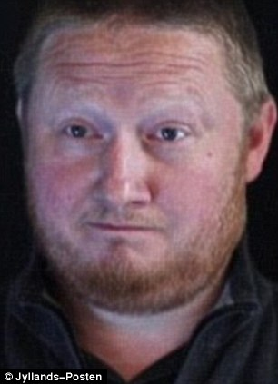 Double agent: Morten Storm converted to Islam after spending time in prison and became involved in militant activities in Yemen