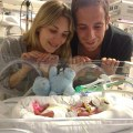 Premature baby given 10 chance of survival celebrates 1st birthday