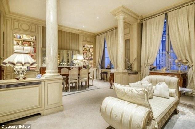 Brigitte Bardots Paris house on sale for 51million