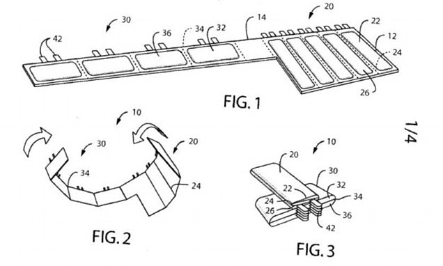 Nokia files patent for a FOLDABLE battery that could see a