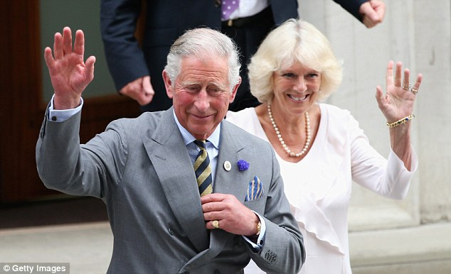 Happily married to Camilla, he has two splendid sons from his marriage to Diana