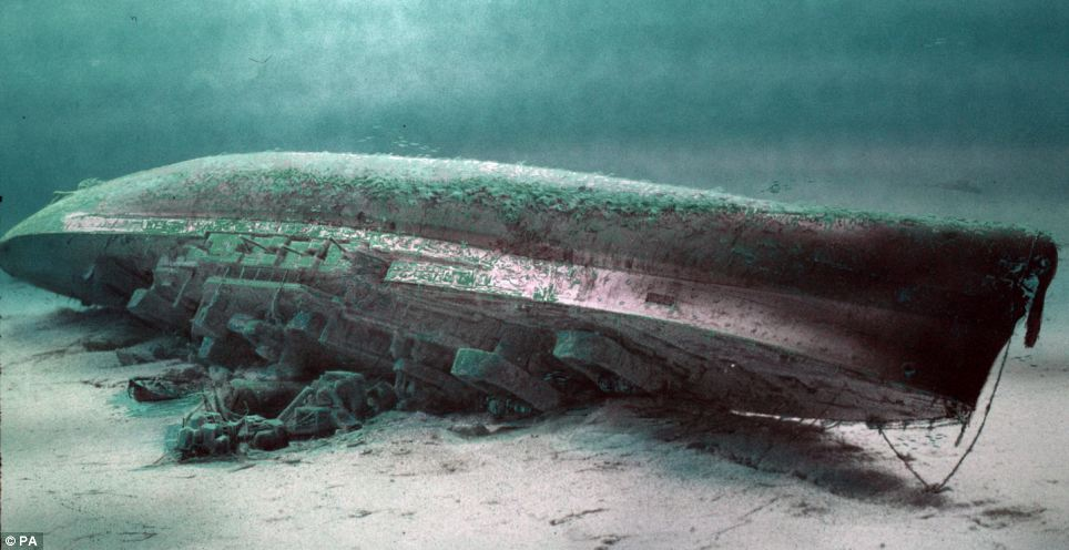 the titanic parts diagram sta rite pool pump motor wiring a sacrifice never forgotten: battleship wreck torpedoed by german u-boat during one of ...
