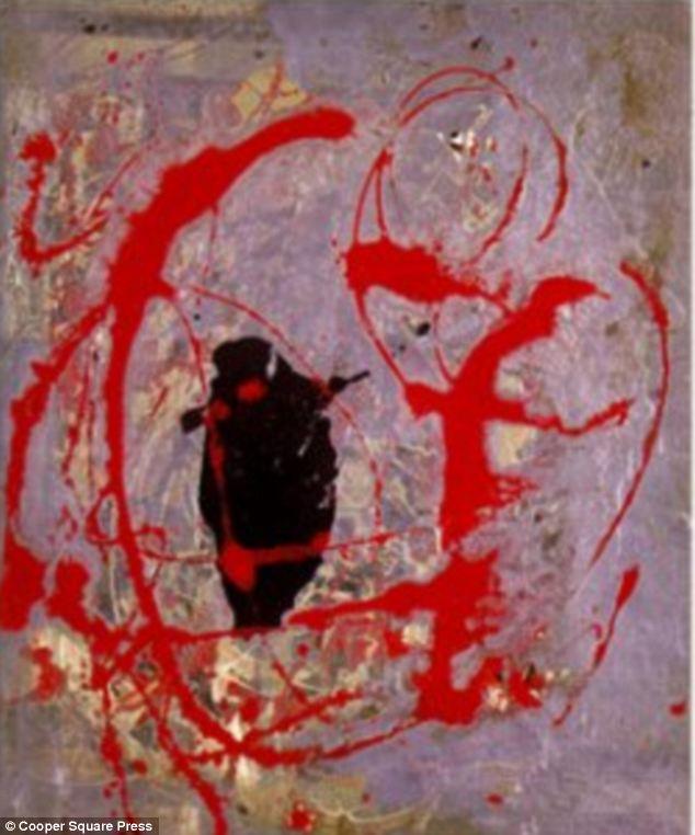 Jackson Pollocks last work for mistress authenticated