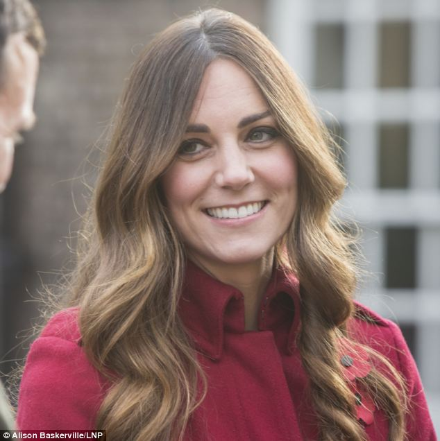 Revealed How The Duchess Of Cambridge Uses A 350 Hair