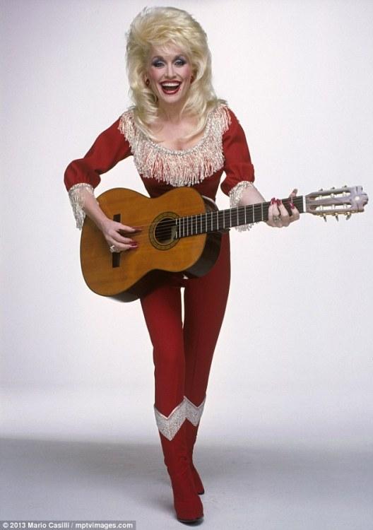 Dolly Parton 1987