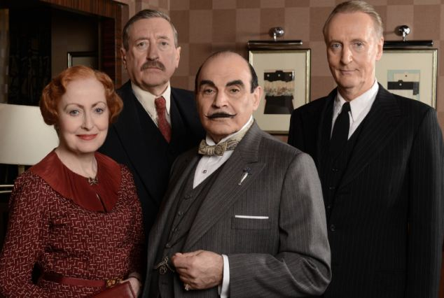 Poirot Finale My Agony As Poirot Drew His Last Breath By David