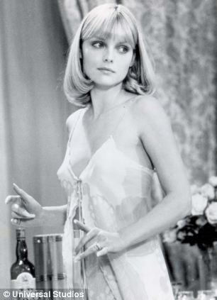 Image result for MICHELLE PFEIFFER