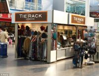 Tie Rack to vanish from high street: Repeated losses means ...