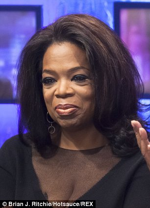 Did Oprah get highlights Talk show legend shows off