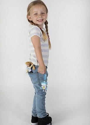 Robot Girl Lottie is an inventor