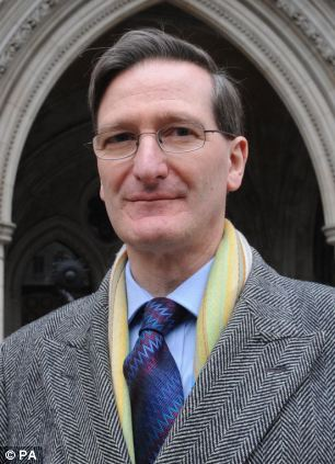 Warning: Dominic Grieve, the country's most senior law officer, said minority communities have brought with them 'endemic' corruption