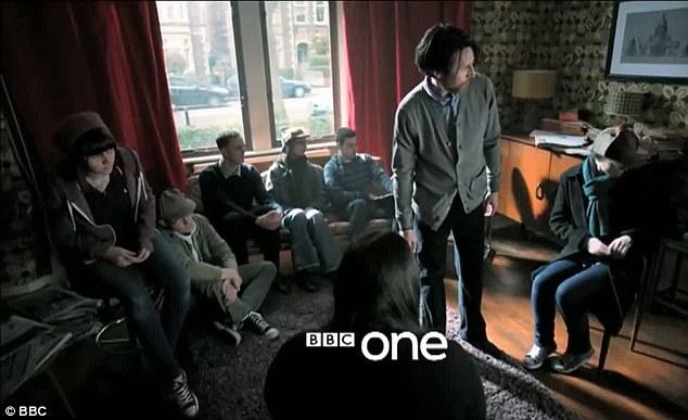BBC One Sherlock S3 Trailer Anderson image