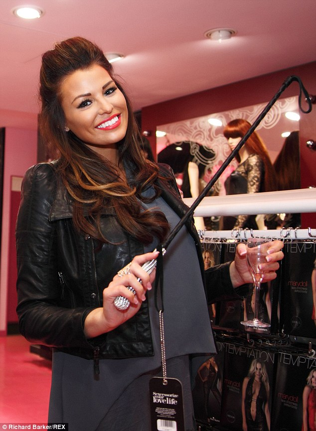 Jessica Wright brings her mum as her plus one as she shops