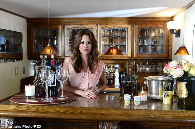 Brooke Burke opens the doors of her luxury Malibu mansion