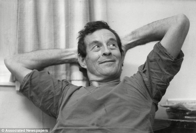 Accused: Bruce Bailey, surgeon, relaxes after a 12 hour operation in 1983