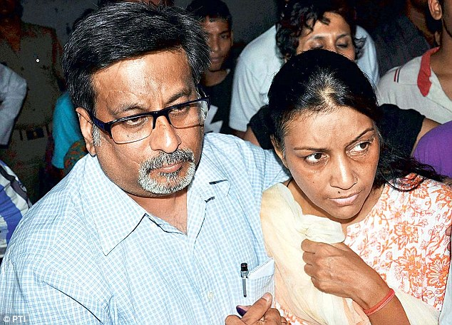 The 24-hour news media has been used by friends and family of Rajesh and Nupur Talwar to rubbish the judgment of the CBI court in the Aarushi-Hemraj twin murder case