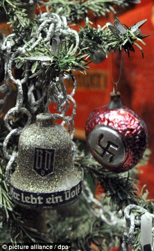 How Hitler Even Invaded Christmas Exhibition Displays