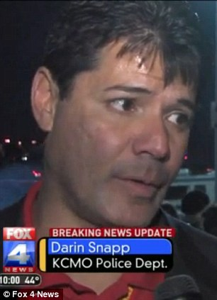 Image result for kcpd darin snapp