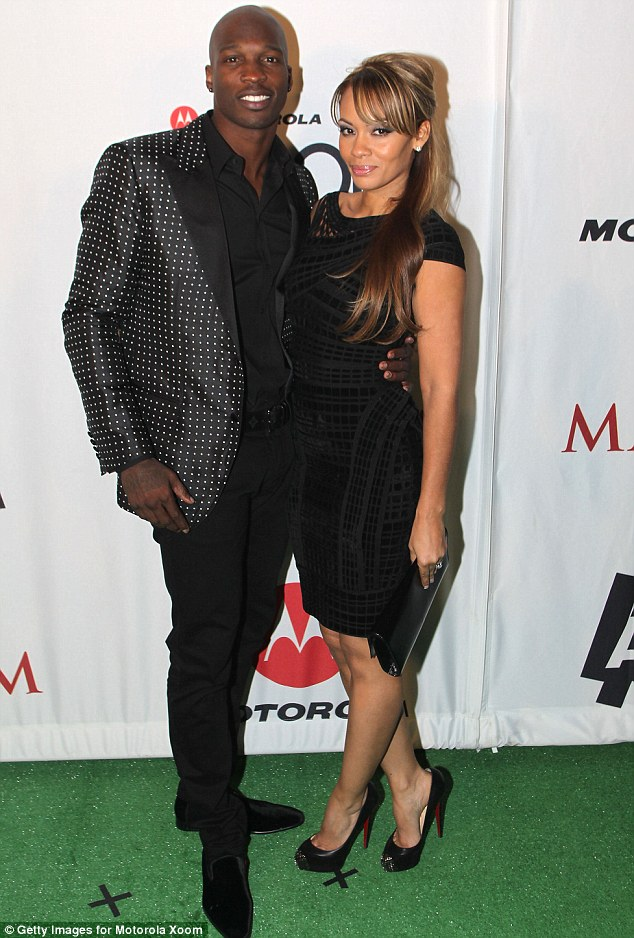 Chad Johnson reveals his gift to pregnant ex-wife Evelyn ...