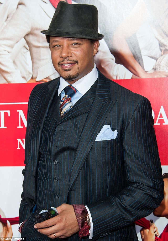 Newlywed? Terrance Howard has reportedly tied the knot with his girlfriend of one month