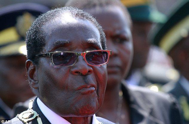 Mr Chiyangwa is a cousin of Zimbabwean president Robert Mugabe