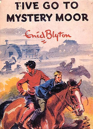 Image result for enid blyton books