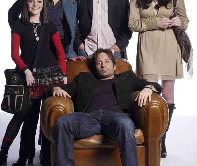 Back To The Beginning Showtime Is Wrapping Californication Which Kicked Off In 2007