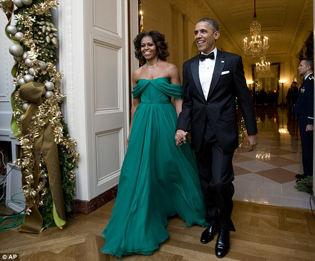 Michelle Obama dazzles at starstudded Kennedy Center Honors as Billy Joel Santana Shirley