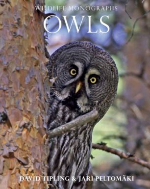The photos are part of the new book Owls