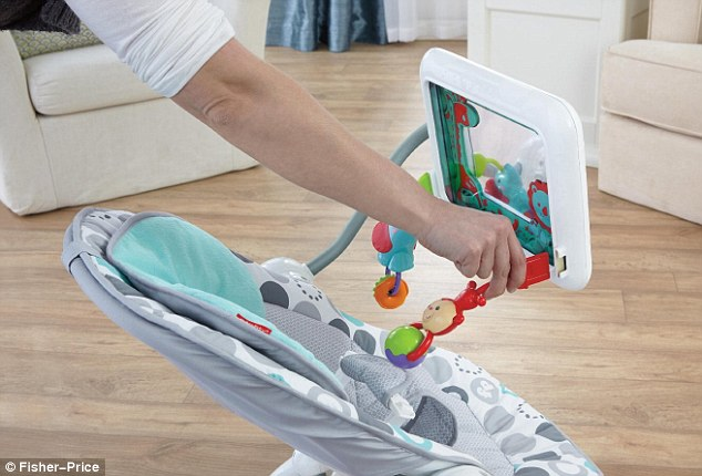 FisherPrice under fire to withdraw baby bouncy seat with