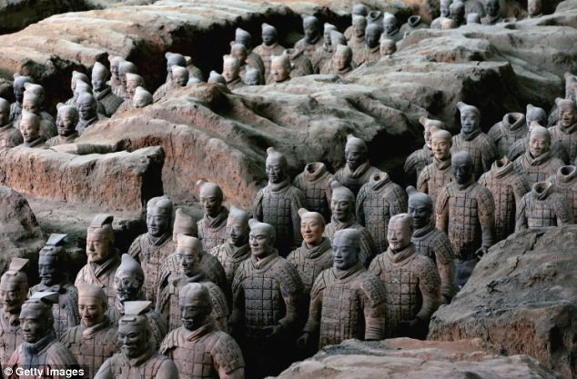 Terracotta Warriors