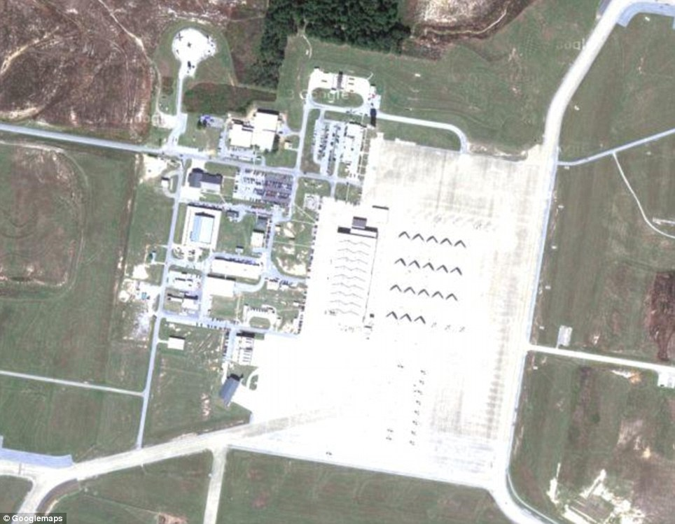 Mississippi: Naval Air Station Meridian or NAS Meridian is a military airport and is one of the Navy's two jet strike pilot training facilities. It opened in 1961
