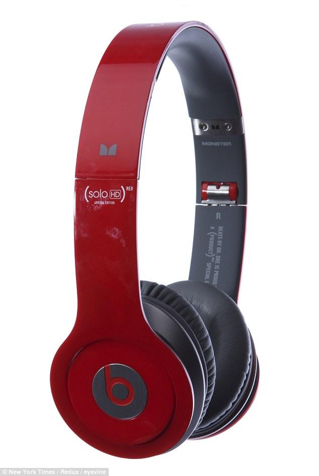 Beats Headphones Light Blue