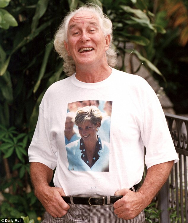 Taunting: Ronnie Biggs, who has died at the age of 84, pictured while on the run in Brazil