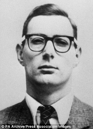 Bruce Reynolds, one of the suspected robbers involved in the Great Train Robbery
