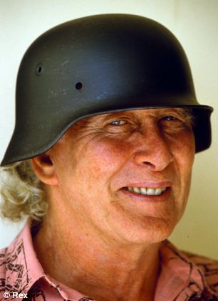 Ronnie Biggs, pictured in Brazil, in 1992, has died at the age of 84