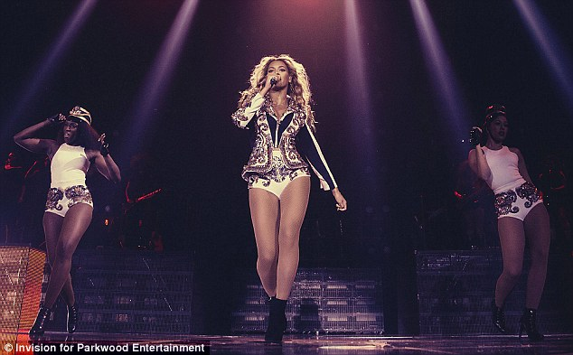 Midas touch: Beyonce's self-titled album debuted at No. 1 on the Billboard chart and now ranks 24th on this year's list of best-selling albums