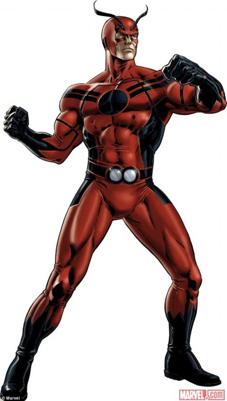 Marvel Confirm Paul Rudd Will Play Superhero Antman